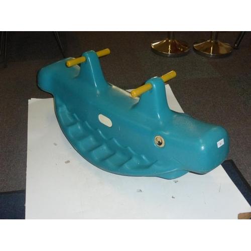 484 - Litte Tykes Rocking whale...