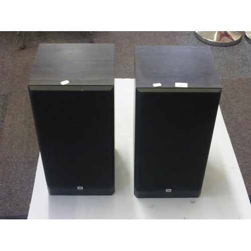 498 - Pair of JBL speakers...