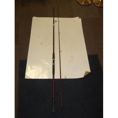 501 - UK Carp Proteus two piece fishing Rod...