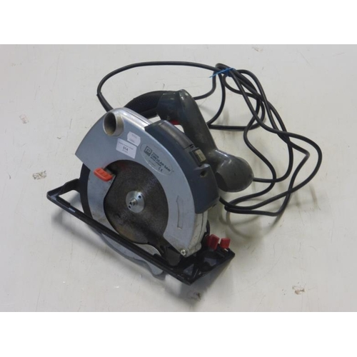 514 - 1200W Circular saw with laser...