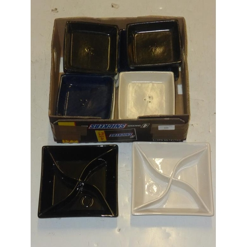 535 - Collection of ceramic dishes and other...