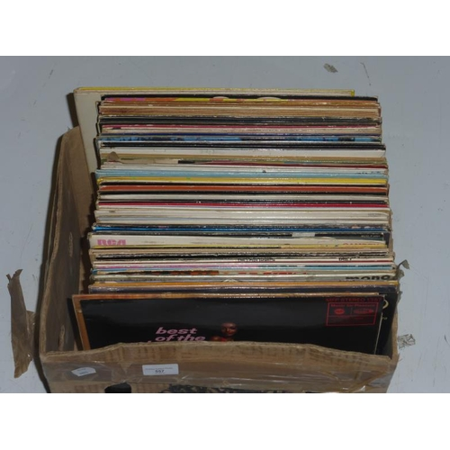 557 - Collection of LP's...