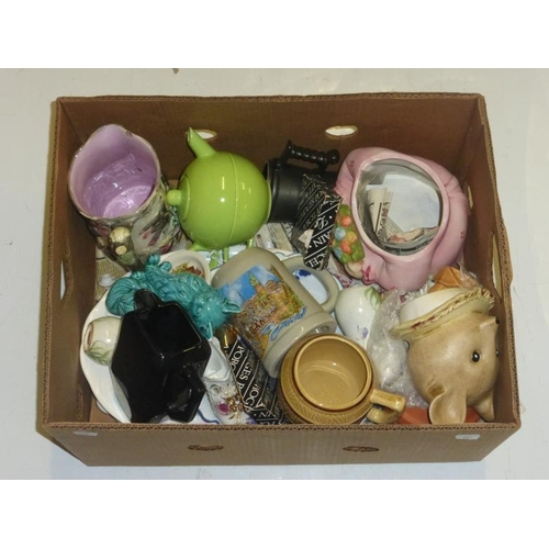 570 - Mixed selection of various ceramics...