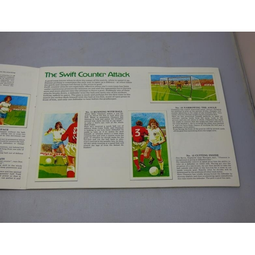 80 - Selection of Brook Bond and PG Tips Collectors Cards including Play Better Soccer, Police File and L...
