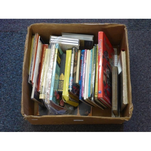 619 - Collection of Various books to includes cars, bus operators and other...