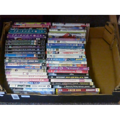 637 - Collection of DVD's and PC Games...