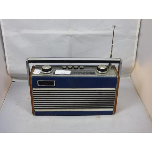282 - Vintage Roberts RFM3 Radio...