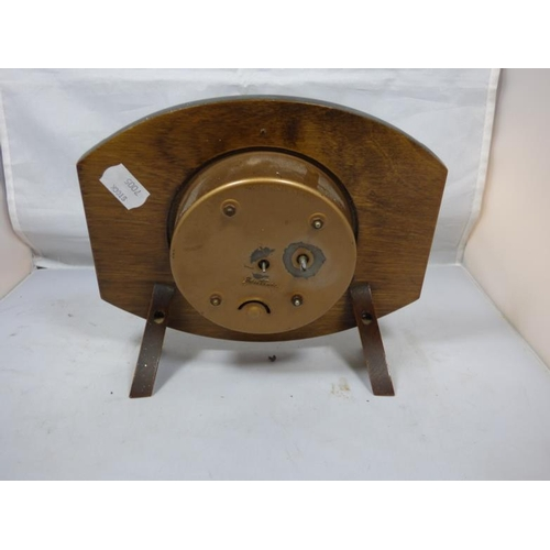 285 - Vintage Bentima Mental Clock...