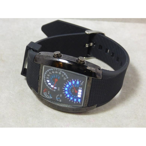 290 - TVG LED Wristwatch...