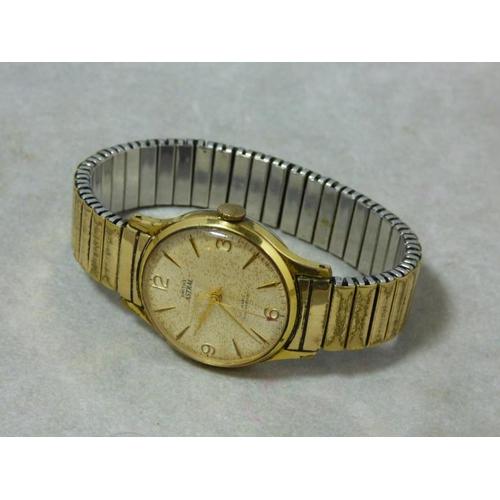 292 - Smiths Astral 17 Jewel Wristwatch...