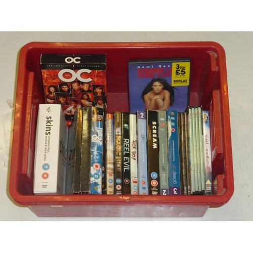 620 - Collection of DVD's...