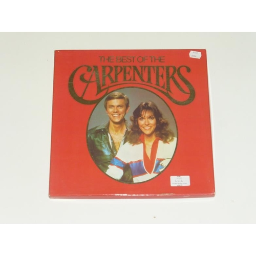 652 - The Best Of The Carpenters 4 LP Boxed Set...