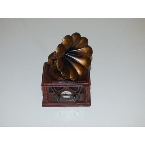 2 - Vintage Style Radiogram Money Box...