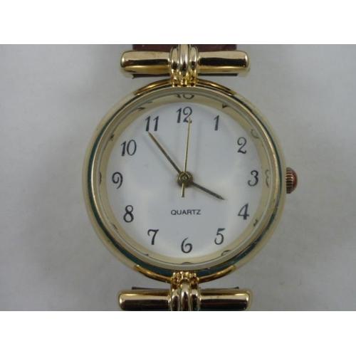 56 - Ladies Quartz Watch in Presentation Box