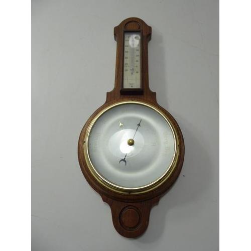18 - Vintage Barometer Wall Hanging...