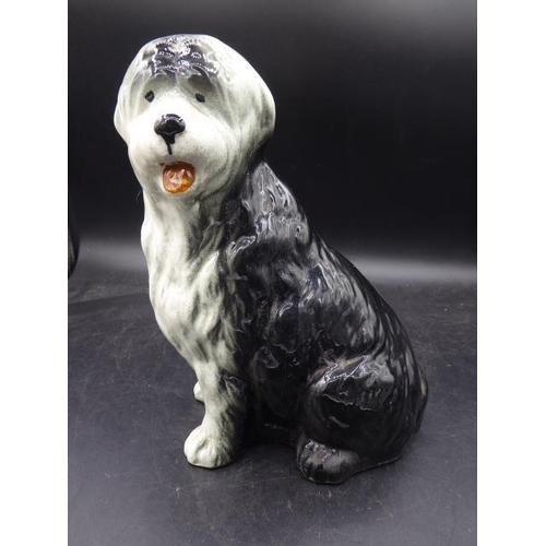 33 - Vintage dulux dog figurine 7.5