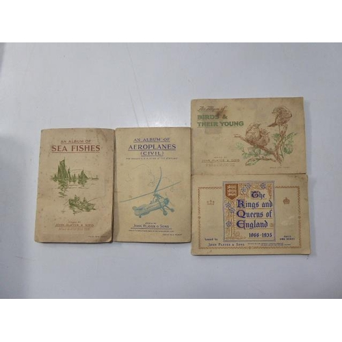 Large Collection Of Over 1000 Cigarette Cards Dating From The 1930s