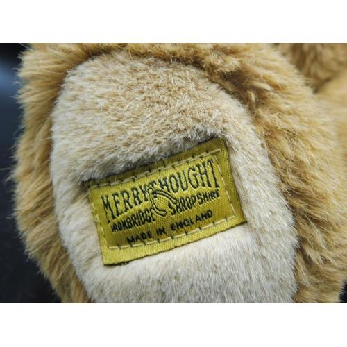 11 - Vintage Merrythought Teddy Bear (22