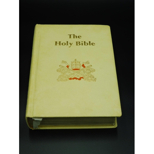 19 - Caxton Publishing, The Holy Bible. Illustrated, 1958 in Original Box...