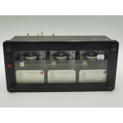 21 - Industrial Electric Relay Unit...
