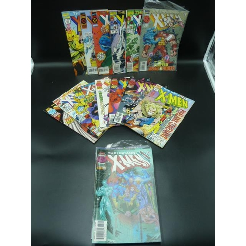 1 - Collection of Thirty the Uncanny X-Men Comics...