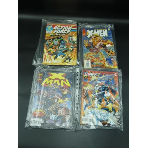 6 - Collection of Comics to include X-Men...