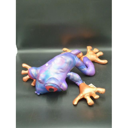 10 - Frog toy...