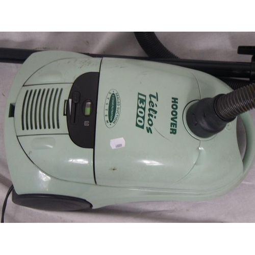 23 - Hoover Telios 1300w Vacuum Cleaner (Working When Tested)...
