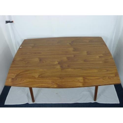 36 - Retro Drop Leaf dinning table...