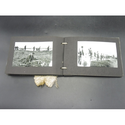 25 - Selection of war Pictures in Album...