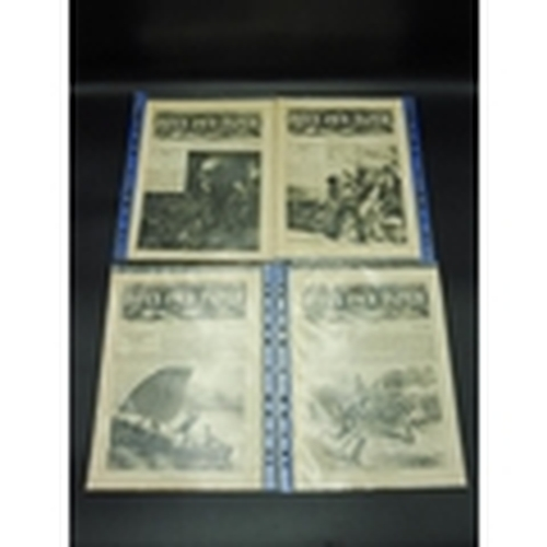 59 - Four Copies of the Victorian The Boys own Paper...