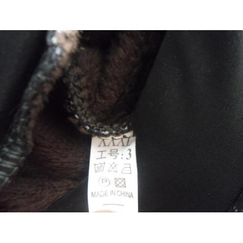 7 - Boyannvku Womens Plaid Pants size 26''...