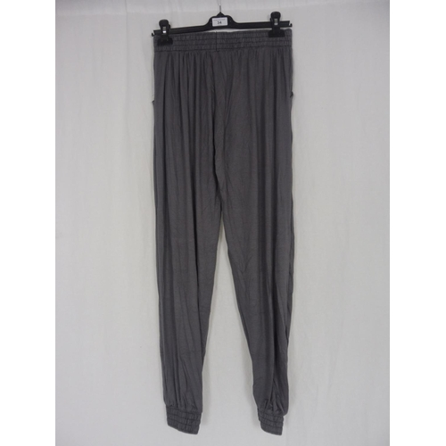 26 - Womens Grey Baggy Sweatpants size 28''...