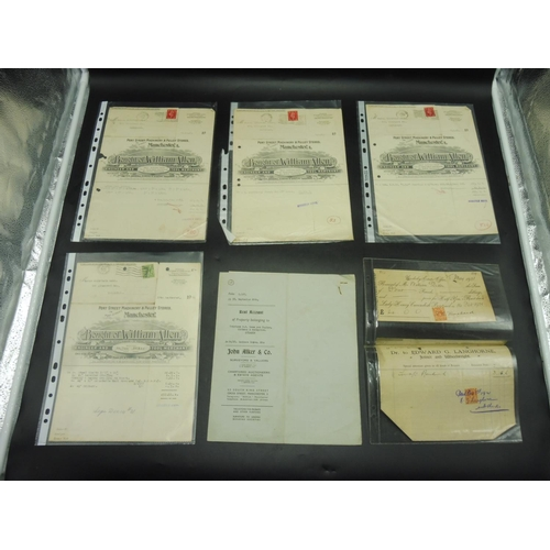 1 - Ephemera including 1930s Invoices dating from the 1930s, Rent Accounts and More...