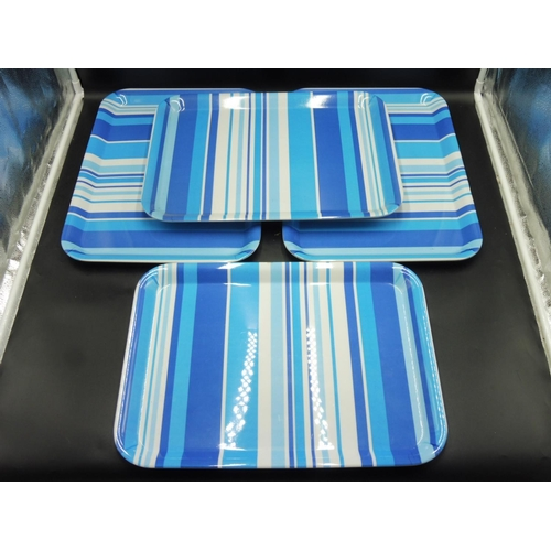 19 - Four New Serving Food Trays 17
