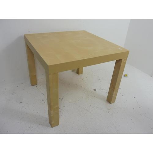 23 - Square Coffee table- Ikea 55x 55cm...