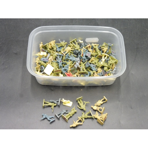39 - Mixed Box of Toy Soldiers...