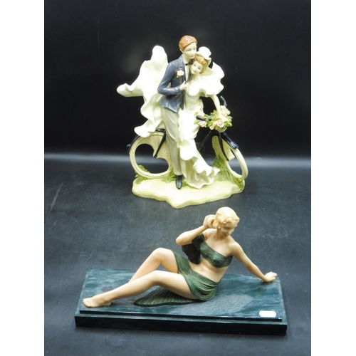 4 - Two Figurines 1st 13.5