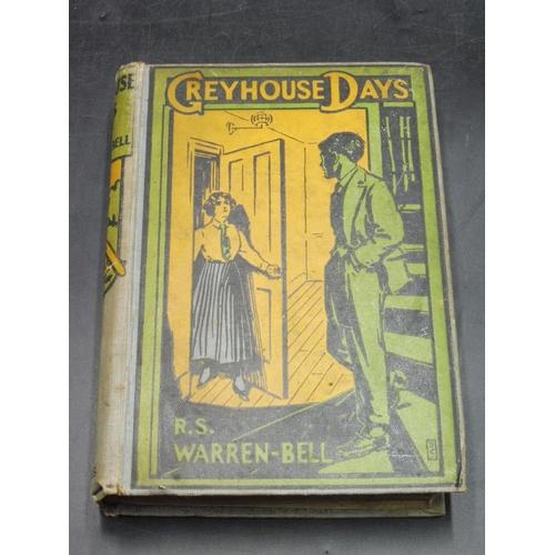 14 - 1918 Geyhouse Days HardBack By R.S Warren-Bell...