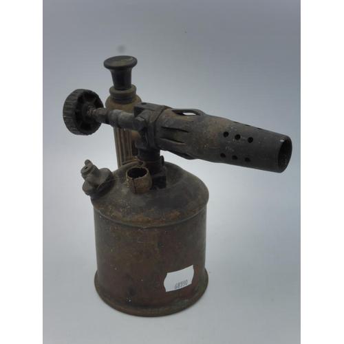 18 - Vintage Blow Torch...