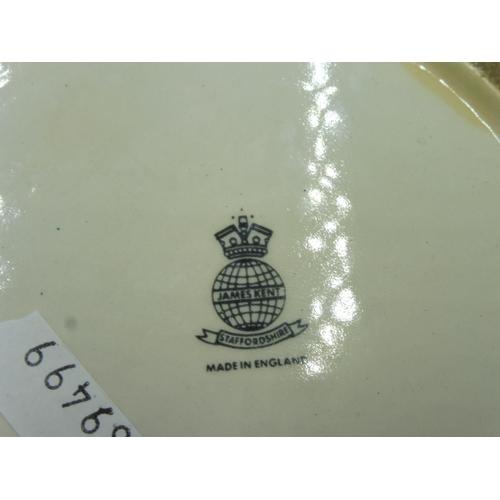 33 - James Kent Staffordshire Vase...