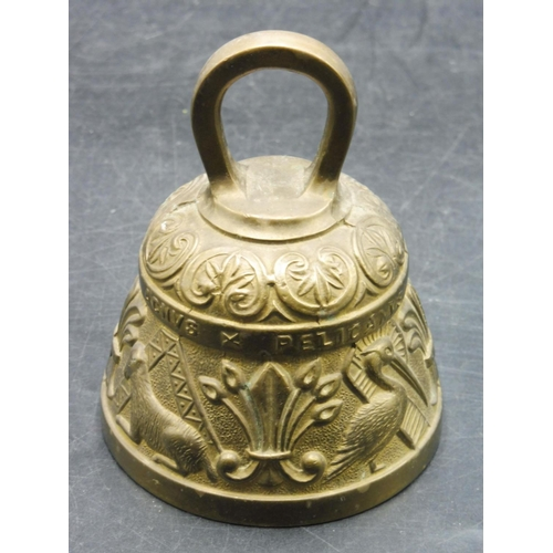 40 - Vintage Buddha Bell 3.5