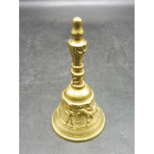 45 - Vintage Brass Bell 4