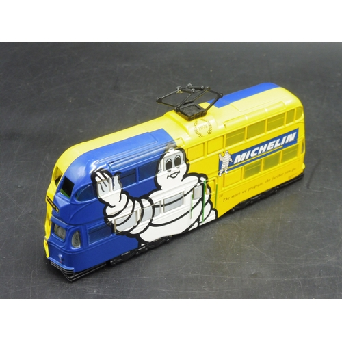 56 - Corgi Orginal Omnibus Michelin Tram Complete with Display Box...