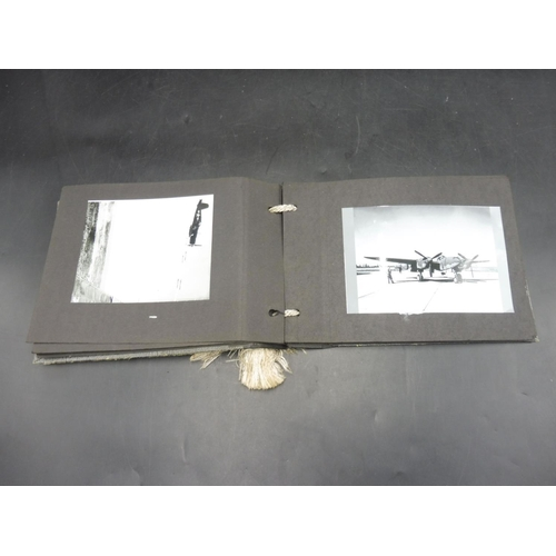 2 - Vintage Photo album containing a selection of WWII  Facsimile Photographs...