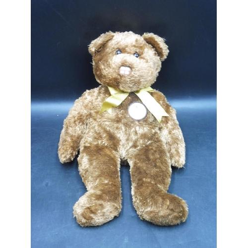 16 - TY Teddies World Cup Bear (13