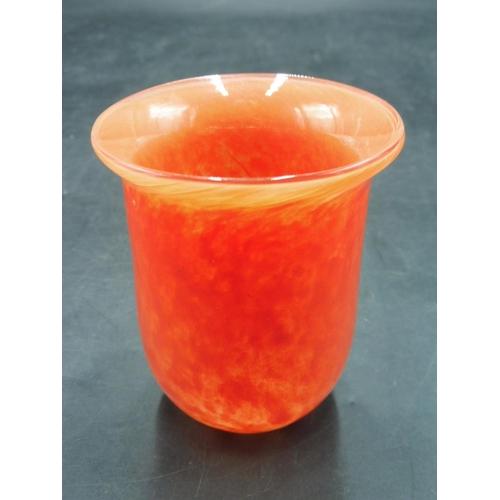 55 - Maltese Phoenician glass vase (3.5