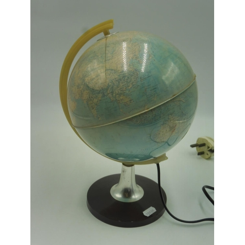 78 - Retro Nova Editions Rico Florence Illuminated Globe (13