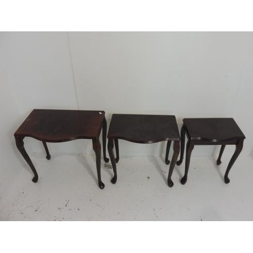 104 - Nest of Three Tables...
