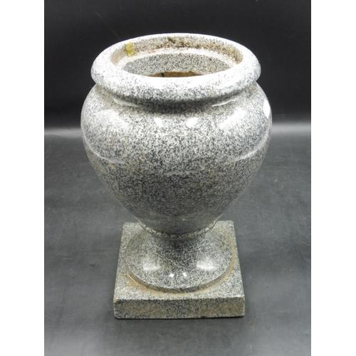 115 - Ceramic Urn approx. 12